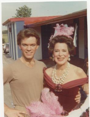 Kitty Carlisle 1980 - WHERE'S CHARLIE
